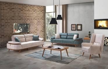 buy Fabric Leather Sofa