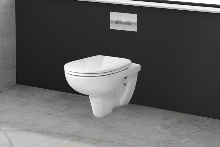 Buy Riga Ece Wall Hung Toilet Italia On Lane7 Ng